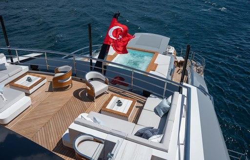 First look: Inside brand new 80m charter superyacht TATIANA photo 4