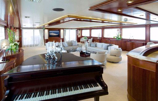 Charter Yacht O'MEGA Available In The Mediterranean This September photo 2