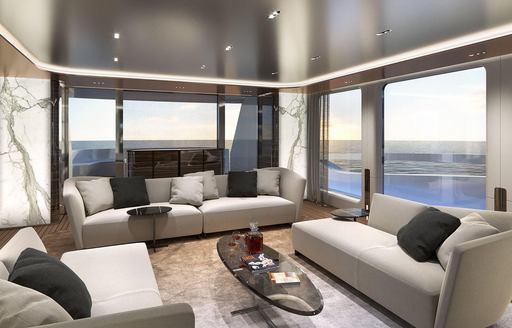 adamas 6 yacht salon