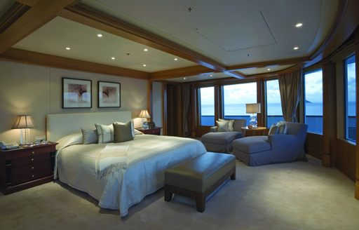 Carribbean yacht charter offer: save with 71m Feadship superyacht UTOPIA photo 7
