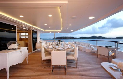 Benetti Charter Yacht 'Lady Luck' To Attend Fort Lauderdale International Boat Show 2016 photo 2