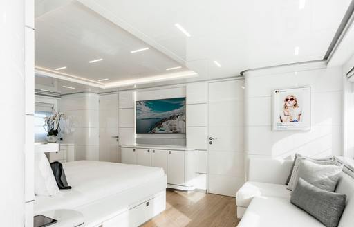 A First Look At The Refit Of Charter Yacht DESTINY photo 2