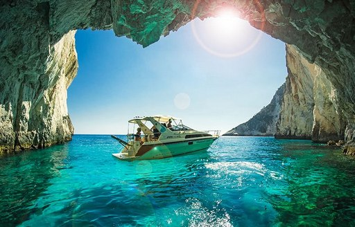 5 amazing blue caves you have to visit during a Greece superyacht charter  photo 6