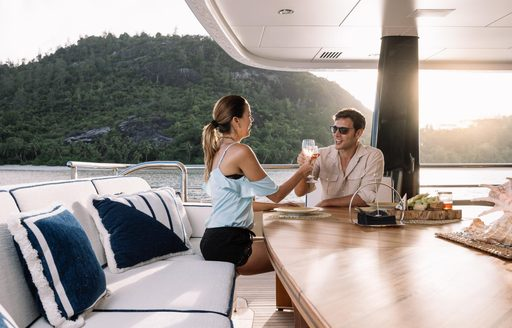 yacht charter social distancing