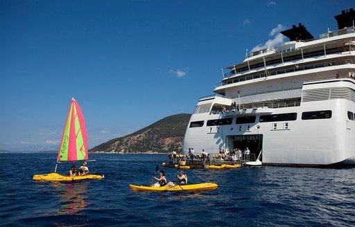 Meet the New World's Largest Yacht: Superyacht 'Fulk Al Salamah' photo 8