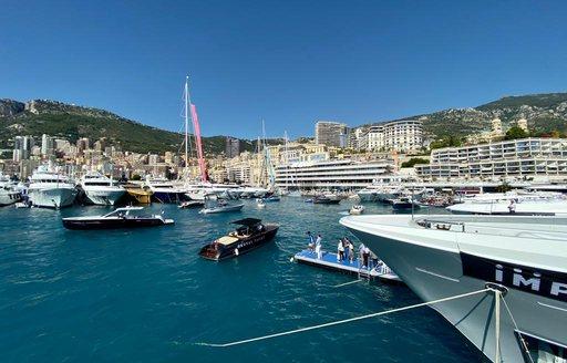 Doors open at Monaco Yacht Show 2019 photo 2