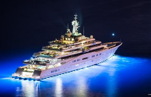 Superyachts Flock to St Barts For New Year's Eve 2016 photo 4