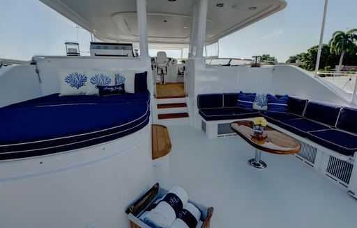 Refit Superyacht 'Frisky Lady' Joins Charter Fleet With Special Introductory Rate photo 2
