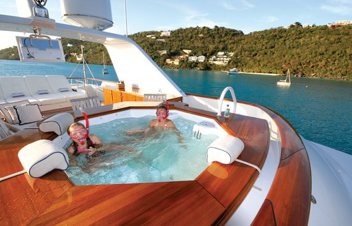 10 Of The Best Superyachts Available For Winter Holiday Charters photo 33