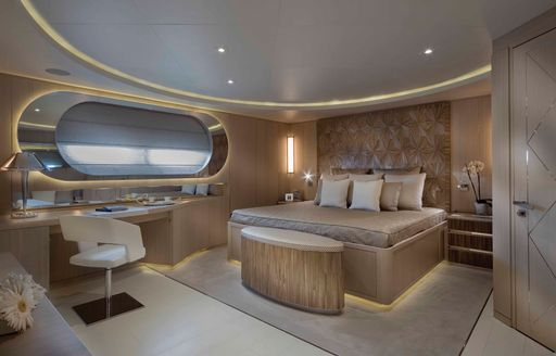 60m superyacht 'Light Holic' available to book for 2021 Monaco Grand Prix yacht charter photo 10