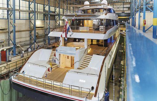 Feadship Launch Superyacht VANISH photo 2
