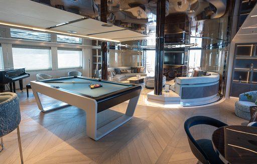 First look: Inside brand new 80m charter superyacht TATIANA photo 10