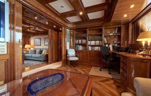 Superyacht SOKAR, once enjoyed by Princess Diana, set to appear at Monaco Yacht Show 2018 photo 3