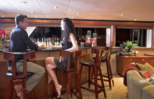 Superyacht 'Nicole Evelyn' available for New Year's Eve charter in the Bahamas photo 3