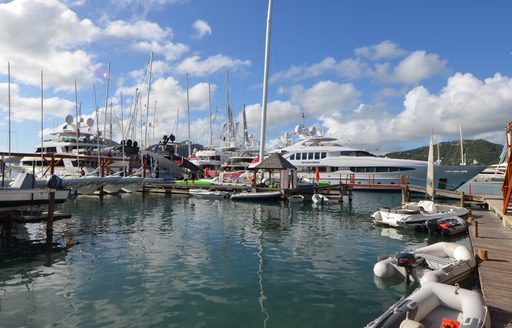 Action-packed Antigua Charter Yacht Show Wraps Up for 2015 photo 5