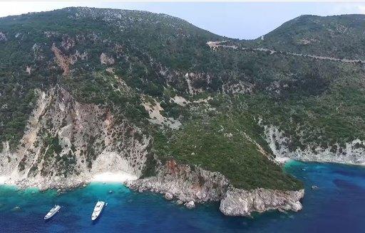 A greek landscape