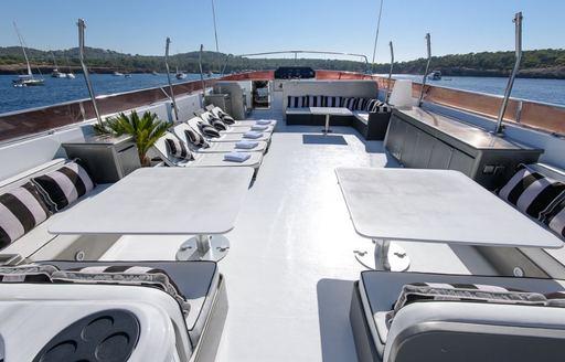 Superyacht 'Ocean Glass' Open For Charter Following Refit photo 6