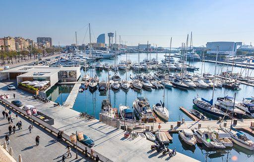 Brand New Barcelona Marina To Revolutionise Spain Charter Vacations photo 2