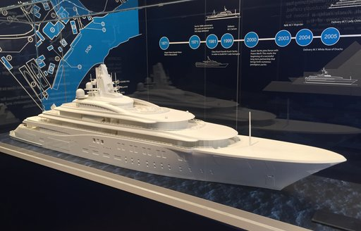Kusch Yachts presents its Project 2292 at the Monaco Yacht Show 2017