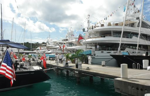 Antigua Charter Yacht Show 2014 Opens Today photo 2