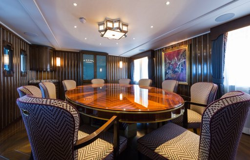 Award-Winning Superyacht MALAHNE Open For Exciting Event Charters photo 3