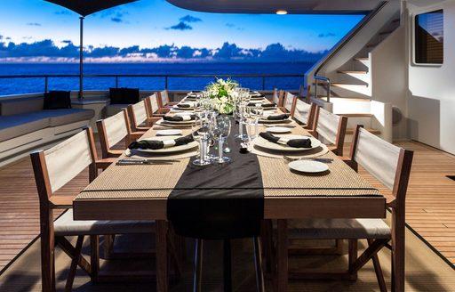 Special last-minute deal on charters around Greece aboard luxury yacht MARIU photo 8