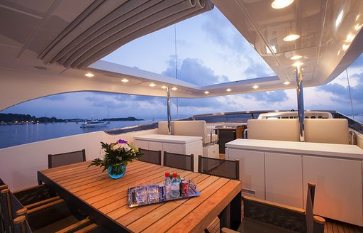 30M superyacht SUD: Special 15% reduction for Mediterranean charters photo 2
