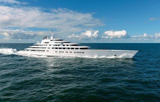Meet the New World's Largest Yacht: Superyacht 'Fulk Al Salamah' photo 2