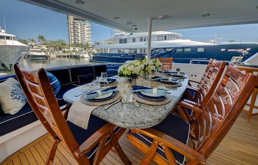 Refit Superyacht 'Frisky Lady' Joins Charter Fleet With Special Introductory Rate photo 3