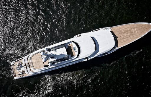 90m Oceanco superyacht DreAMBoat confimed to attend Monaco Yacht Show 2019 photo 3