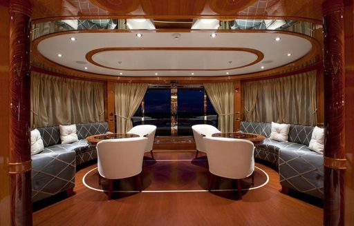Superyacht 'Double Down' Joins Charter Fleet With Availability For Caribbean and Bahamas Charters photo 3