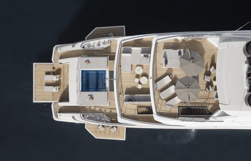 Latest line up of charter yachts at Monaco Yacht Show 2021 photo 16