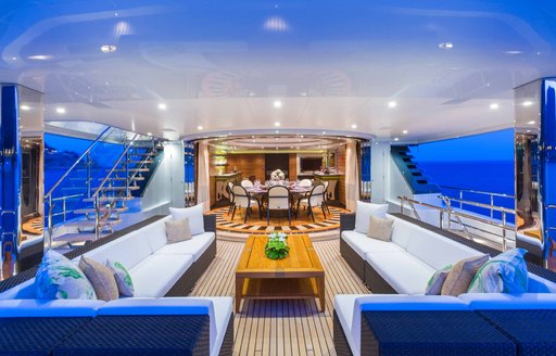 Feadship's newly-refitted 58m superyacht W joins the yacht charter fleet  photo 4