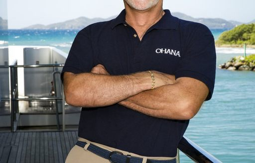 Below Decks's Captain Lee Rosbach