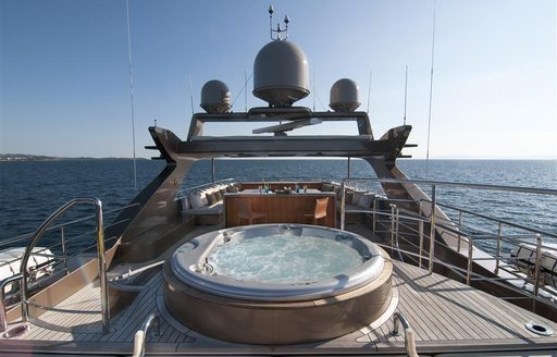 Luxury Yacht GEOSAND Available In Greece This Summer photo 3