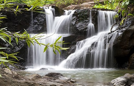 The waterfalls to see in Khao Yai National Park, Thailand