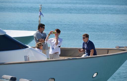 Mediterranean Yacht Show 2015 hailed a huge success photo 13