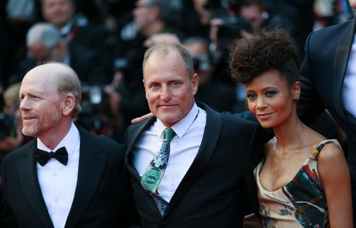 Celebrities snapped by paparazzi at Cannes Film Festival- Thandie Newton among them