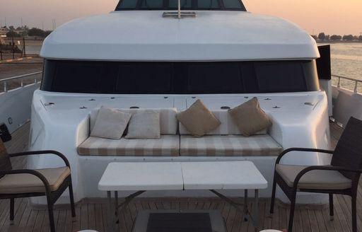 Azimut Motor Yacht MASAYEL Opens for Charter at the Abu Dhabi Grand Prix photo 5