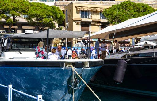 The Monaco Yacht Show 2018 Opens photo 7