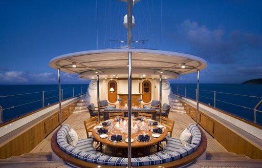 Sailing Yacht ANTARA Undergoing Refit Ahead of Summer Charter Season photo 3