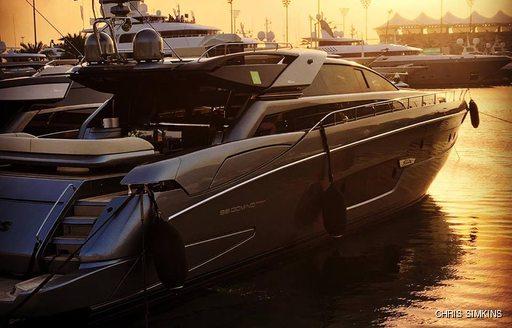 Superyachts Flock to the Abu Dhabi Grand Prix 2016 photo 7