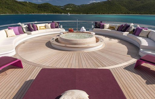 VIDEO: Superyacht SOLANDGE Featured On Major American News Network photo 3