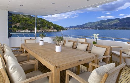 Charter Yacht O'LEANNA Available In Greece This September photo 7