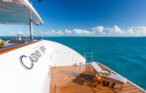 Superyacht 'Casino Royale' Open For Summer Charters In The Mediterranean photo 3