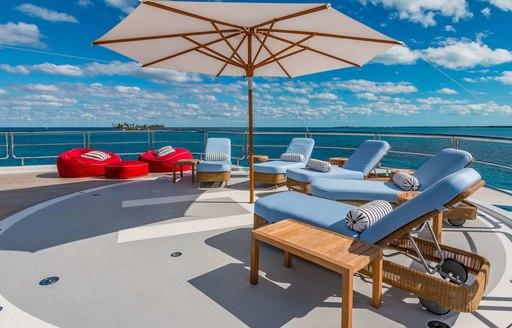VIDEO: Experience a yacht charter vacation on board Lurssen superyacht 'Bella Vita' photo 3