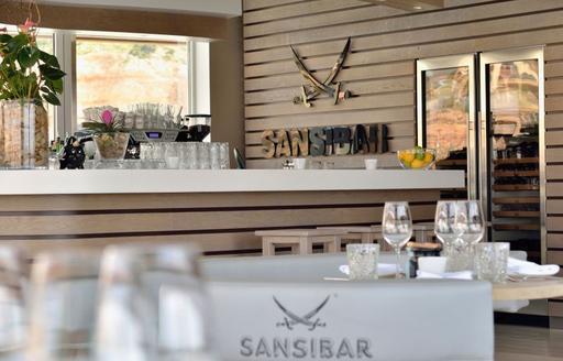 Mallorca's Sansibar restaurant