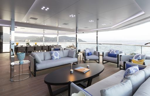 85m expedition yacht BOLD now open for luxury yacht charters photo 8