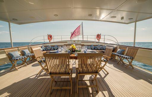 Award Winning Motor Yacht TARANSAY Joins Charter Fleet photo 2