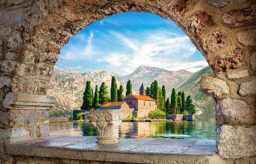 Sveti Dorde in Montenegro